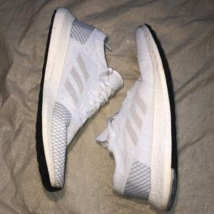 Adidas Pure Boost White/Grey
